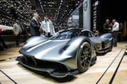 Geneva 2017: Aston Martin Valkyrie