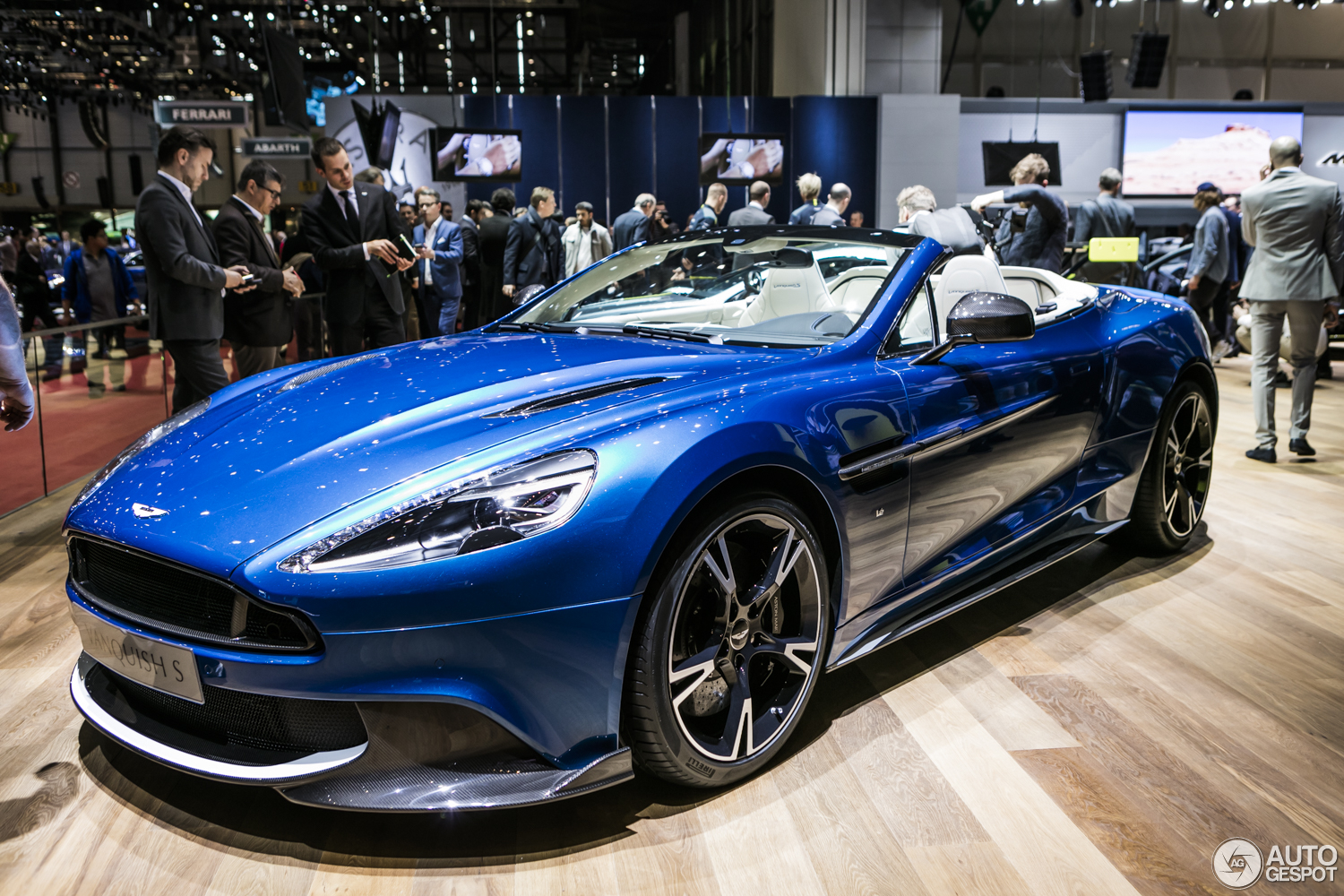 Images Of Aston Martin Vanquish Blue Golfclub - Aston martin troy