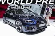 Geneva 2017: Audi RS5