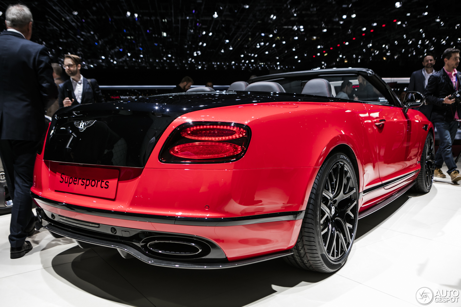 gen ve 2017 bentley continental supersports. Cars Review. Best American Auto & Cars Review