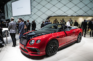 Geneva 2017: Bentley Continental SuperSports
