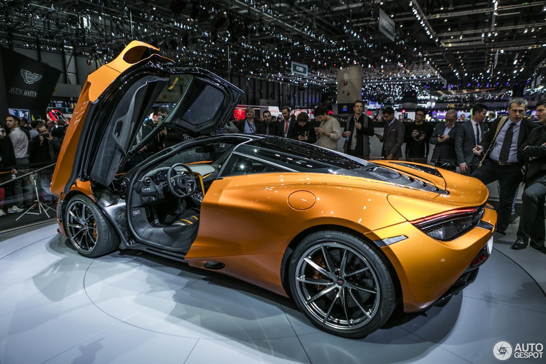 Big M Ford >> Geneva 2017: McLaren 720S