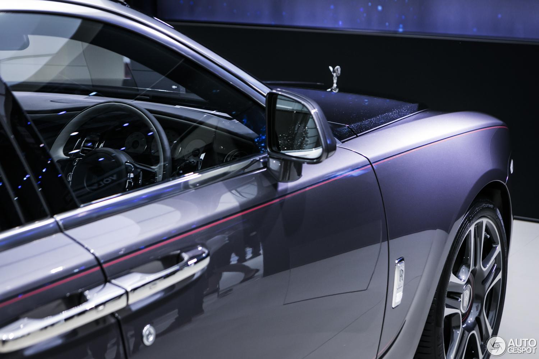Geneva 2017: Rolls-Royce Ghost Elegance Edition