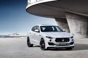 Startech's vision of the Maserati Levante