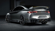 Infiniti Project Black S, Formula One inspired!
