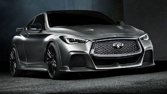 Infiniti Project Black S boezemt ons angst in