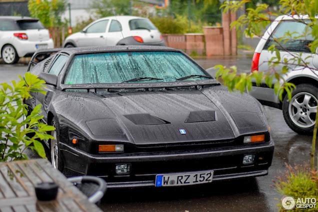 De Tomaso Pantera SI blijft een onderschatte wagen