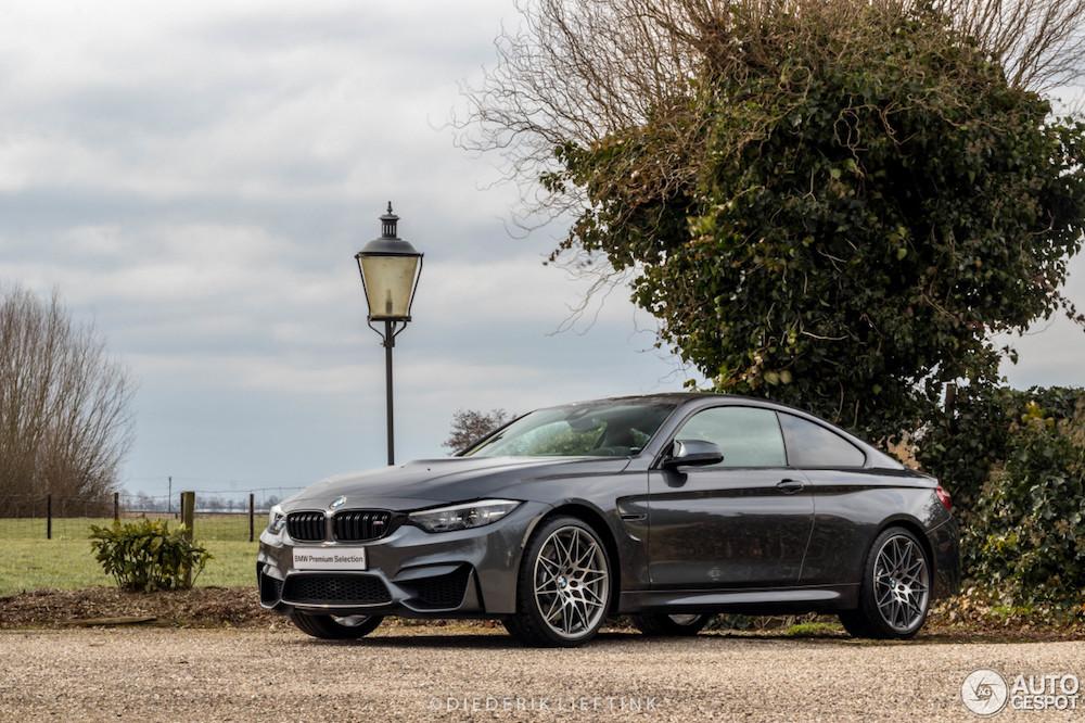 Deze BMW M4 stookt onrust op het platteland
