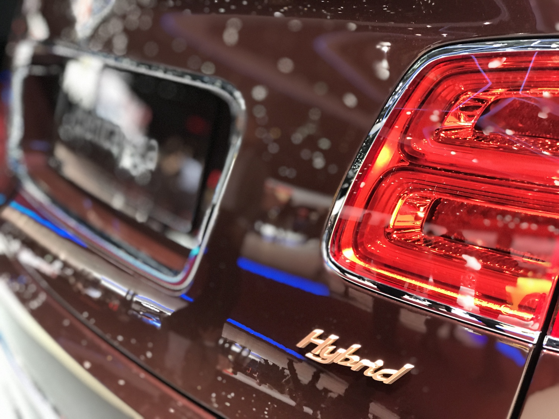 Genève 2018: Bentley Bentayga Hybrid