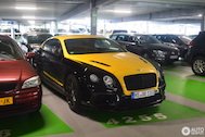 Spot van de Dag: Bentley Continental 24 Edition in Roermond
