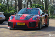 Spot van de Dag: nieuwe Porsche GT2 RS in Nederland