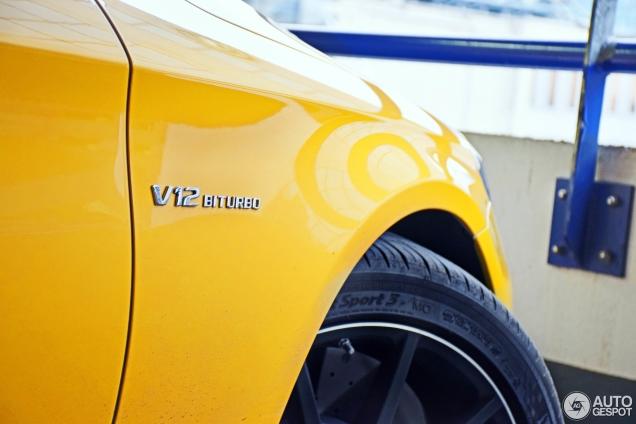 Stijlvol of afzichtelijk? Mercedes-AMG S 65