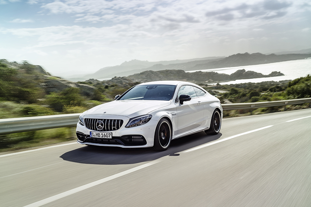 News: More individuality for the C-Class AMG Family