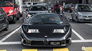 Eens in het jaar mag deze Bugatti buiten komen