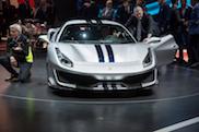 Geneva 2018: Ferrari 488 Pista