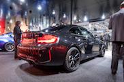 Genève 2018: BMW M2 Black Shadow