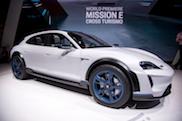 Geneva 2018: Porsche Mission-E Cross