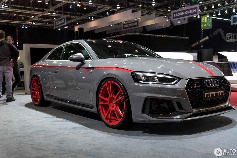 Genève 2018: Audi MTM RS5-R