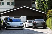 Bedrijfsuitje van Porsche naar Kitzbühel?