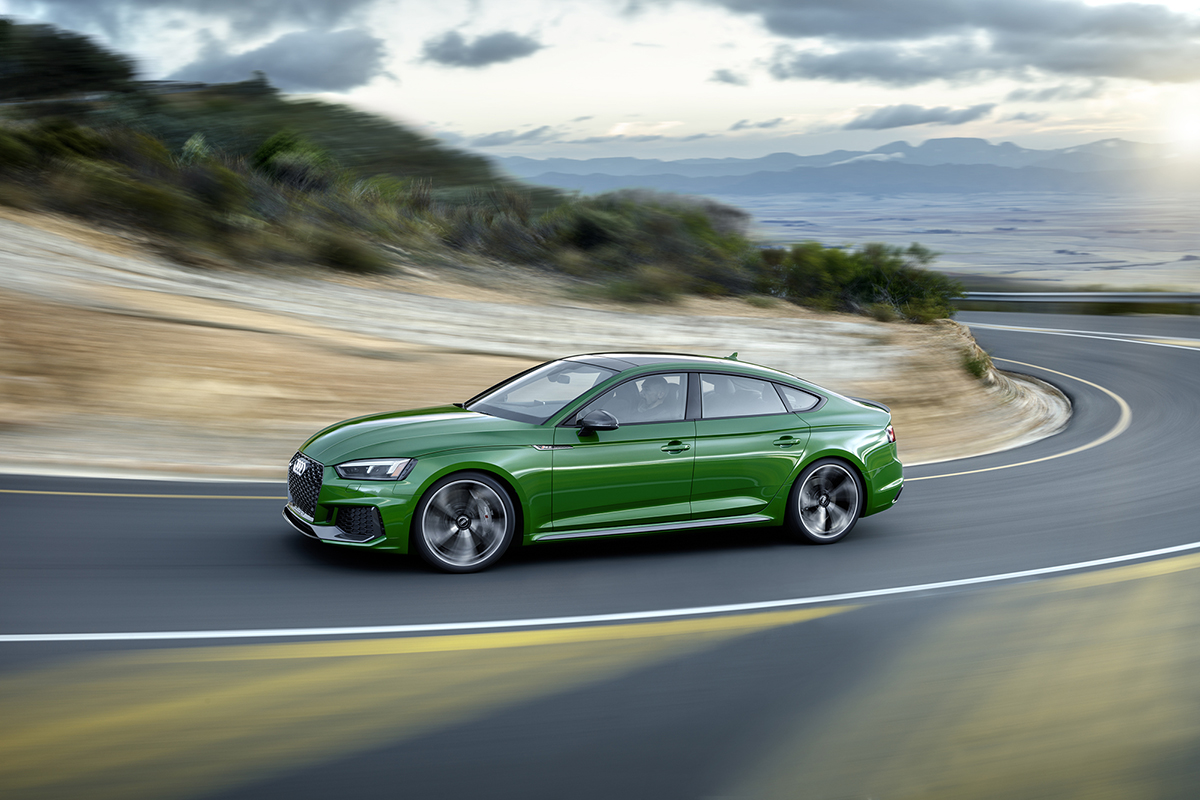 News: Audi RS5 Sportback