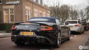 Eerste Aston Martin Vanquish S Volante is een feit in Nederland