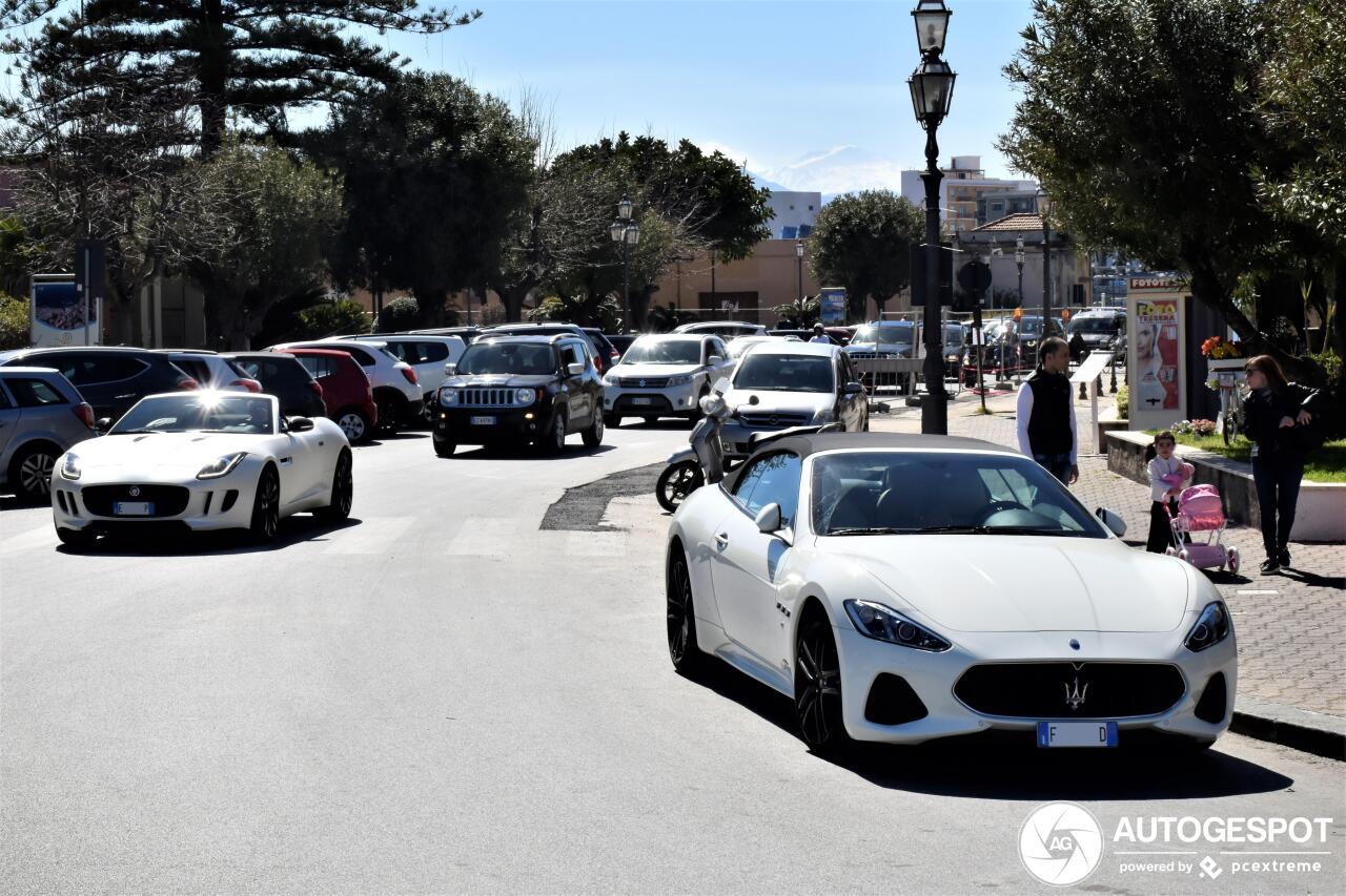 Keuzestress: Maserati GranCabrio Sport of Jaguar F-Type?