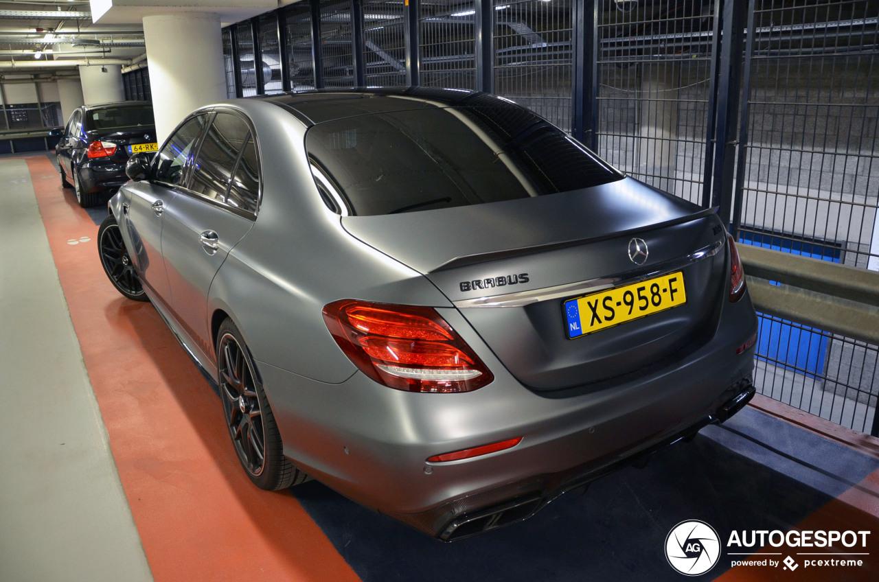 Mercedes-AMG Brabus E700 biedt net dat beetje meer