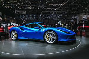 Genève 2019: Ferrari F8 Tributo