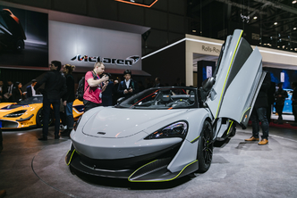 Genève 2019: McLaren 600LT Spider