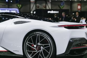 Genève 2019: Pininfarina Battista