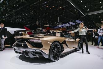 Genève 2019: Lamborghini Aventador LP-770 SVJ Roadster
