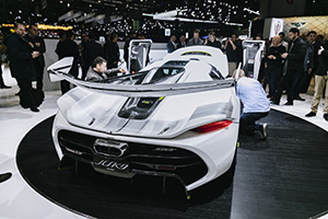Genève 2019: Koenigsegg Jesko