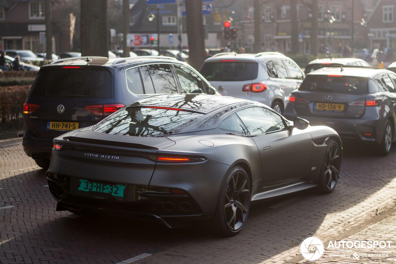 Spot van de dag: Aston Martin DBS Superleggera