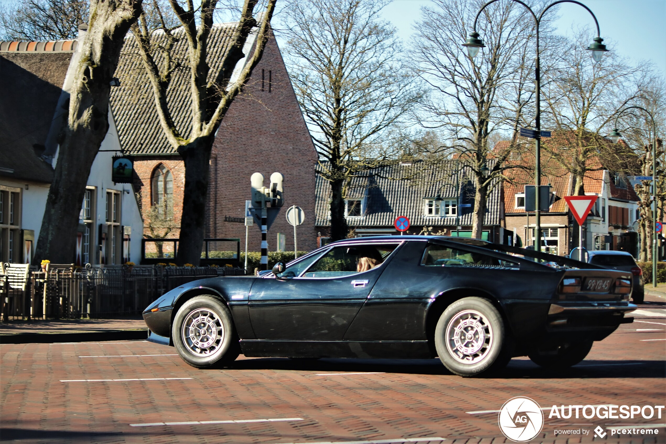Spot van de dag: Maserati Merak