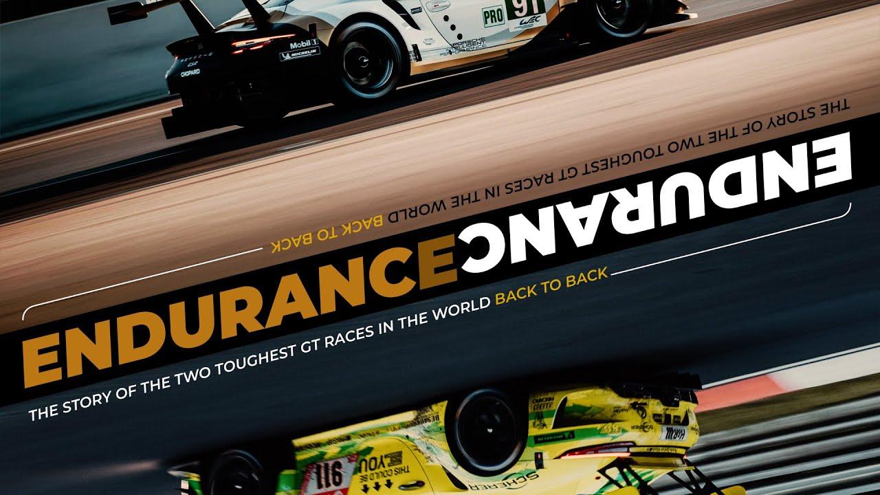 Filmpje: herbeleef de 24 Uur van Le Mans & Nürburgring met Porsche