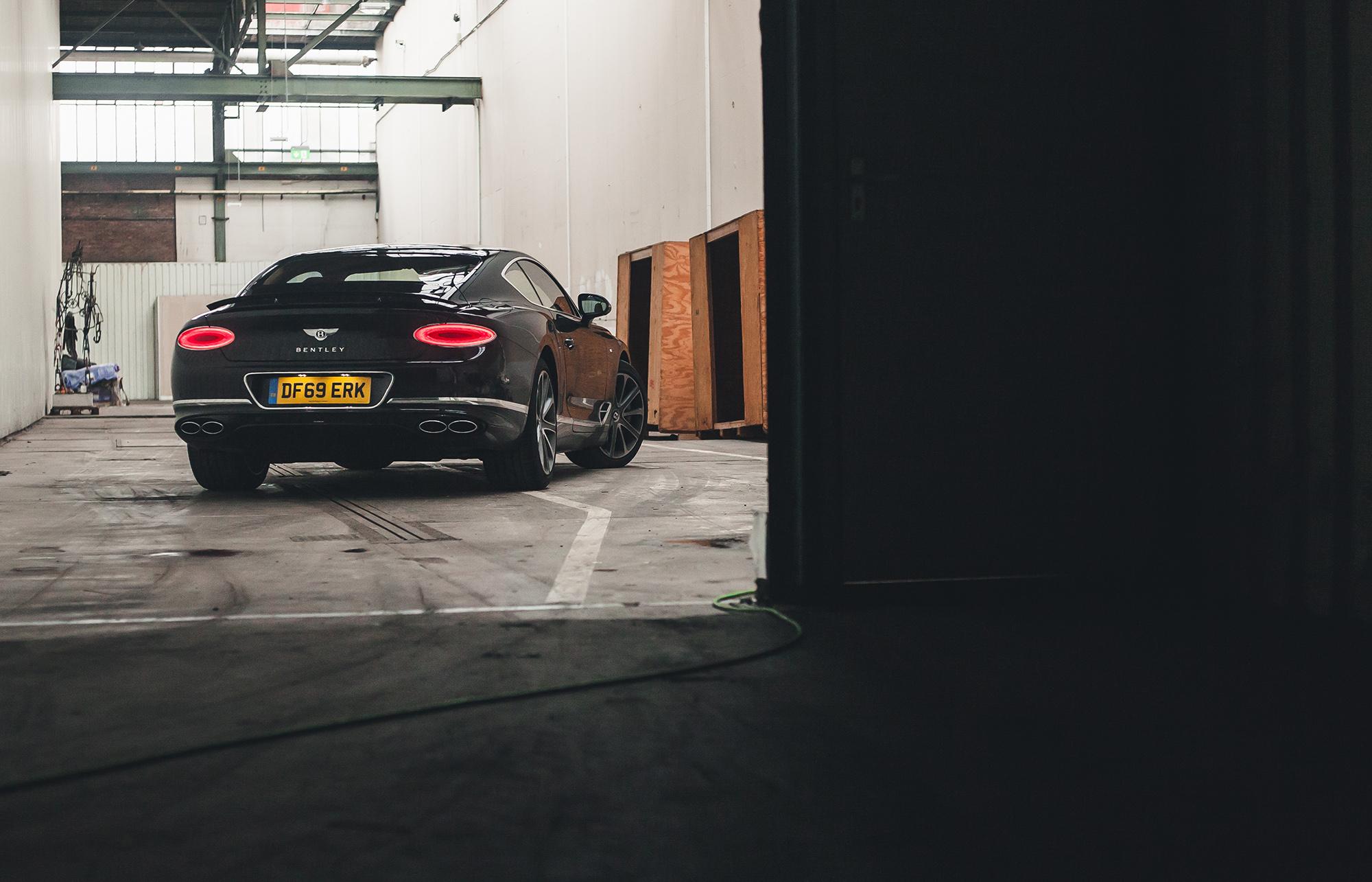 Gereden: Bentley Continental GT V8