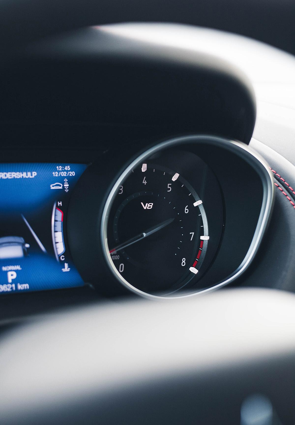 Gereden: Maserati Levante Trofeo