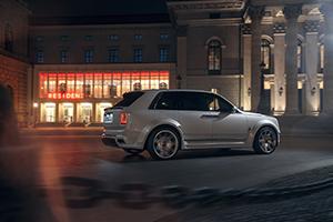 Spofec geeft de Rolls-Royce Cullinan een kuurtje