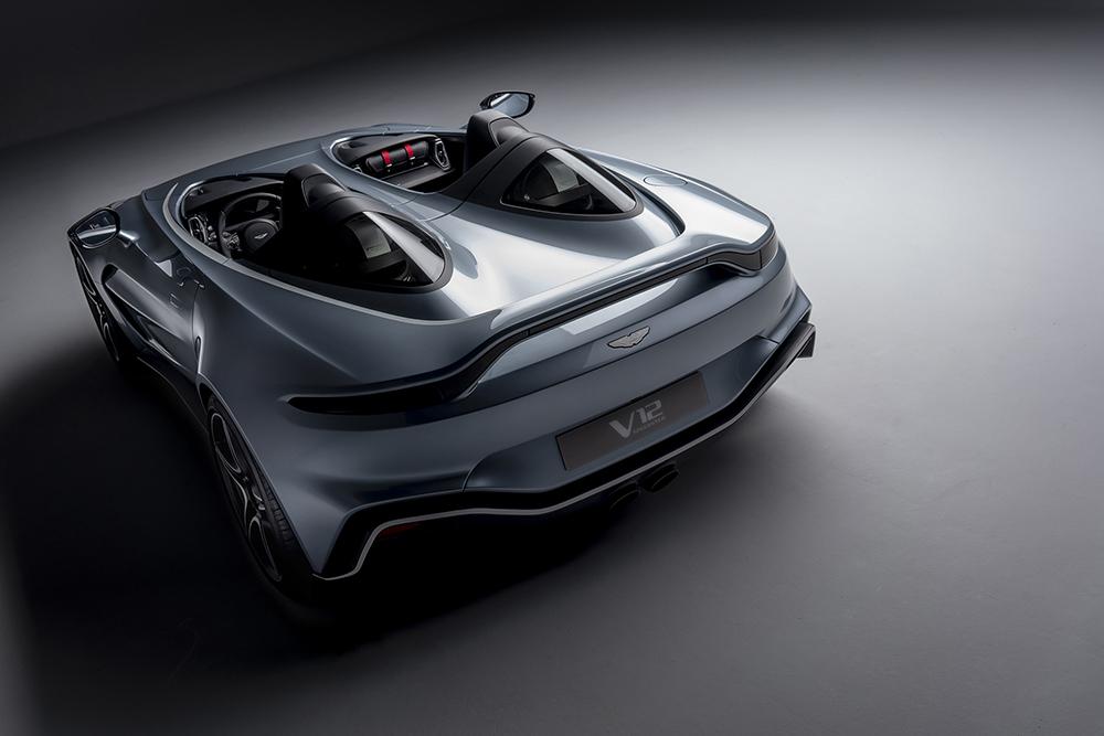 新车推介:阿斯顿马丁V12 Speedster