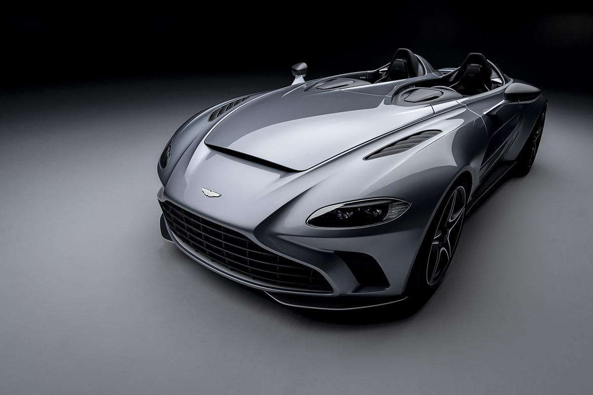 Can it get any better? Aston Martin V12 Speedster