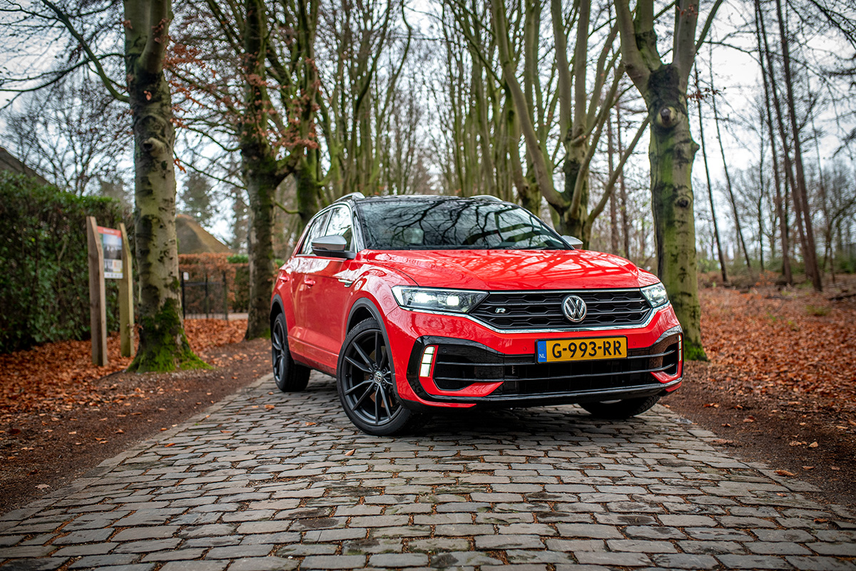 Gereden: Volkswagen T-ROC R