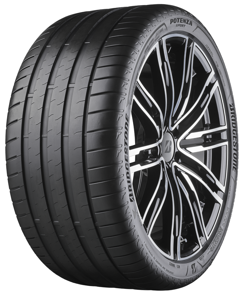 Bridgestone Potenza Sport named best sports tire