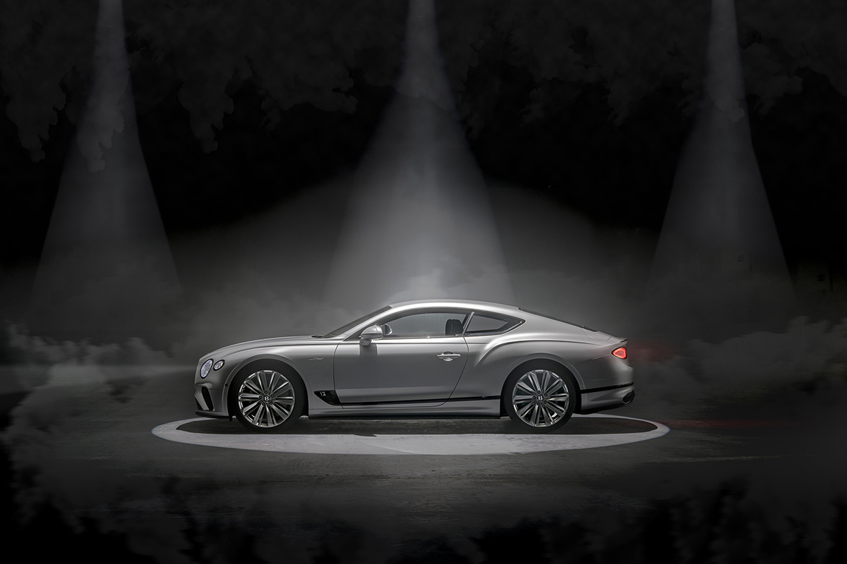 The most dynamic Bentley road car in history: The New Continental GT Speed