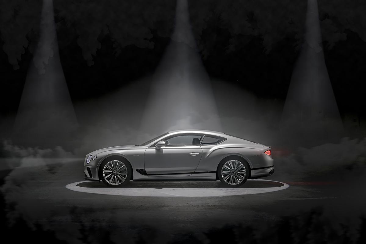 Bentley Continental GT Speed is om van te kwijlen!