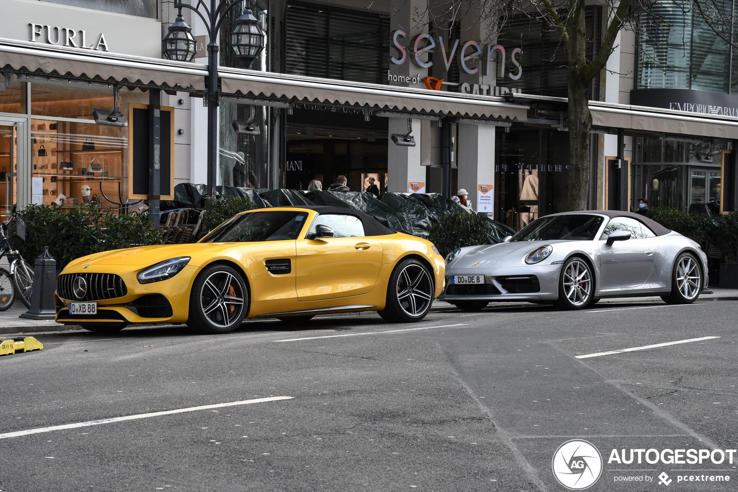 Kies jij voor de Porsche of de Mercedes-AMG?