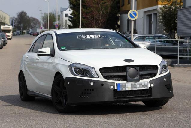 Duits bommetje op komst met de Mercedes-Benz A25 AMG!