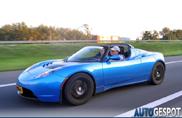 Recognize the car: Tesla Motors Roadster