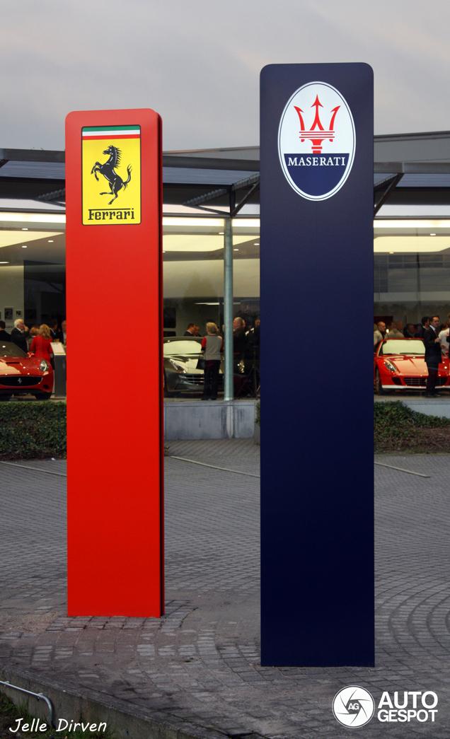 Ferrari F12berlinetta onthuld in België