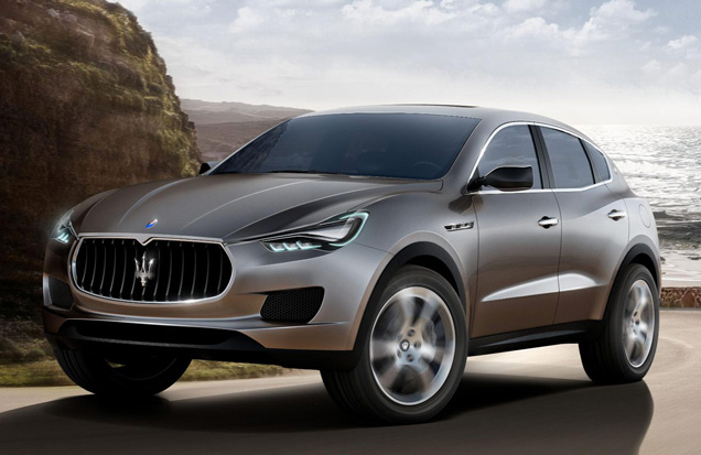 Het is klaar, de Maserati Kubang zal niet meer te zien zijn!