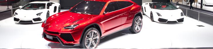 Lamborghini nous titille : davantage de noms déposés